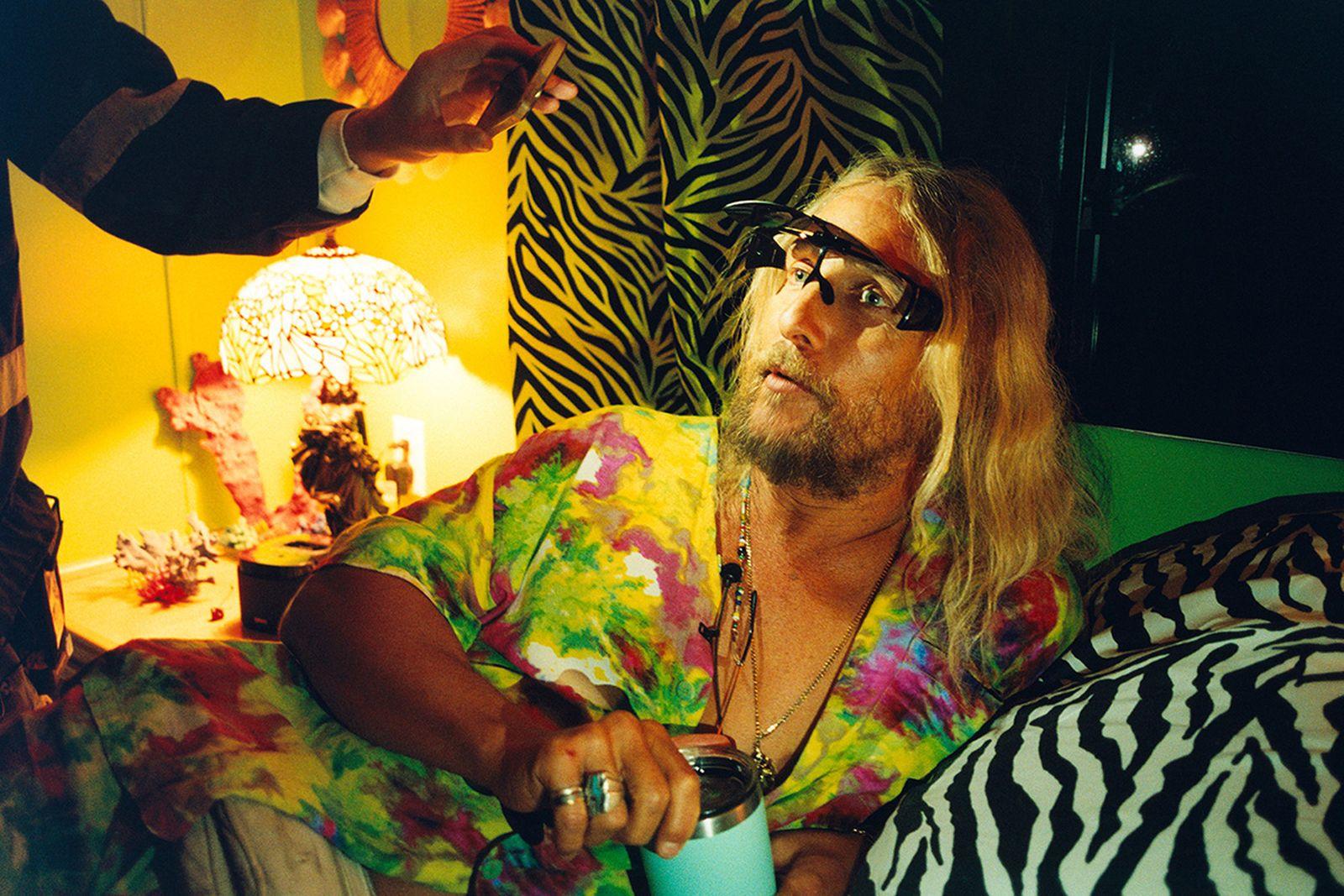 Frank Tyrone Lebon inside the bum interview The Beach Bum harmony korine
