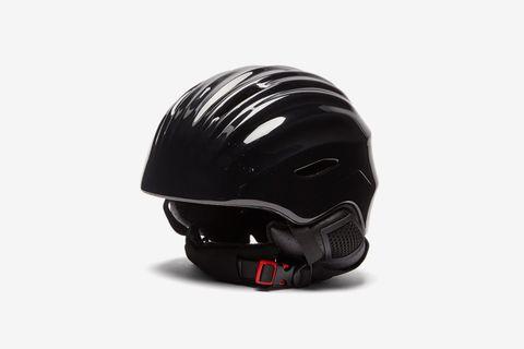Mountain Mission Star-Print Ski Helmet