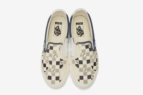 Bricolage Classic Slip-On Sneakers