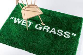 Wet grass ikea