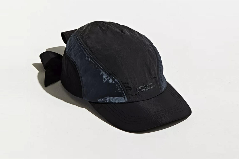Tri Mixed Self-Tie Baseball Hat