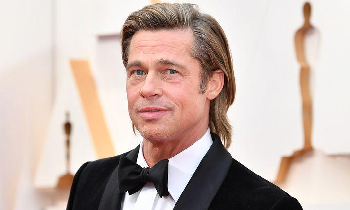 Brad Pitt attends the 92nd Annual Academy Awards