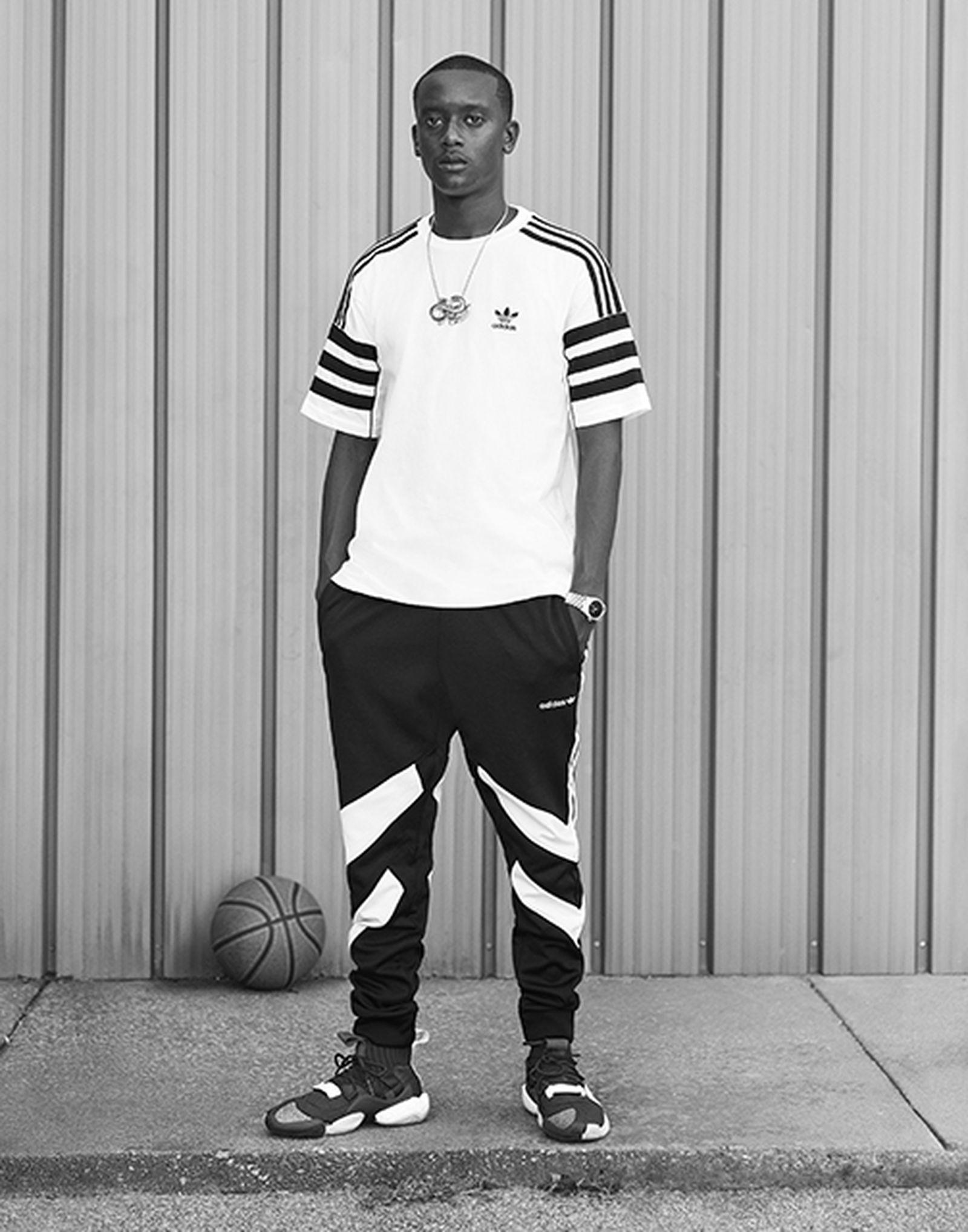 adidas crazy byw fw18 Kamaiyah Trae Young adidas Originals