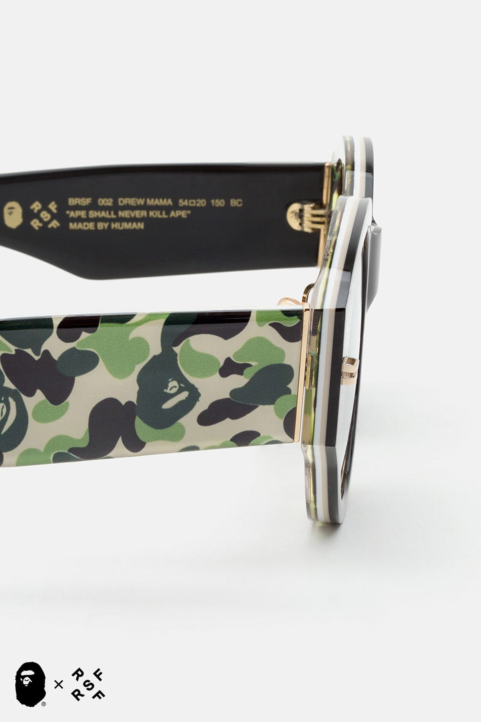 bape retrosuperfuture collab