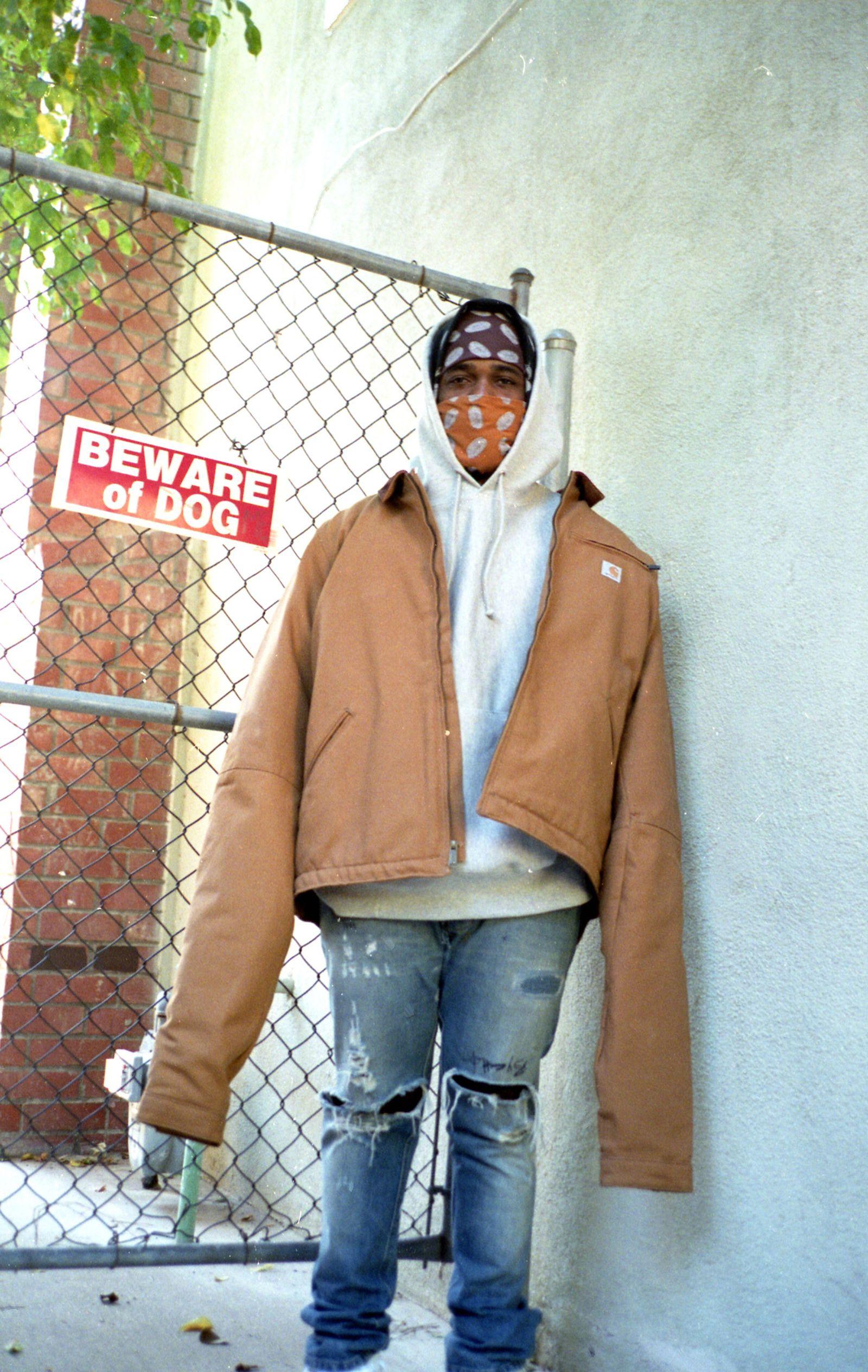 jacket CARHARTT hoodie TNYCE X CHAMPION jeans KSUBI Footwear CPFM NIKE DUNKS Accessories CUSTOM SEWER SOUNDS BANDANAS