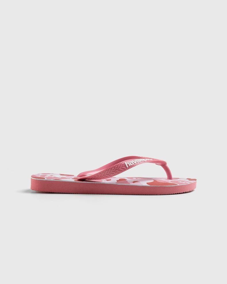 BAPE ® x Havaianas - Top Pink