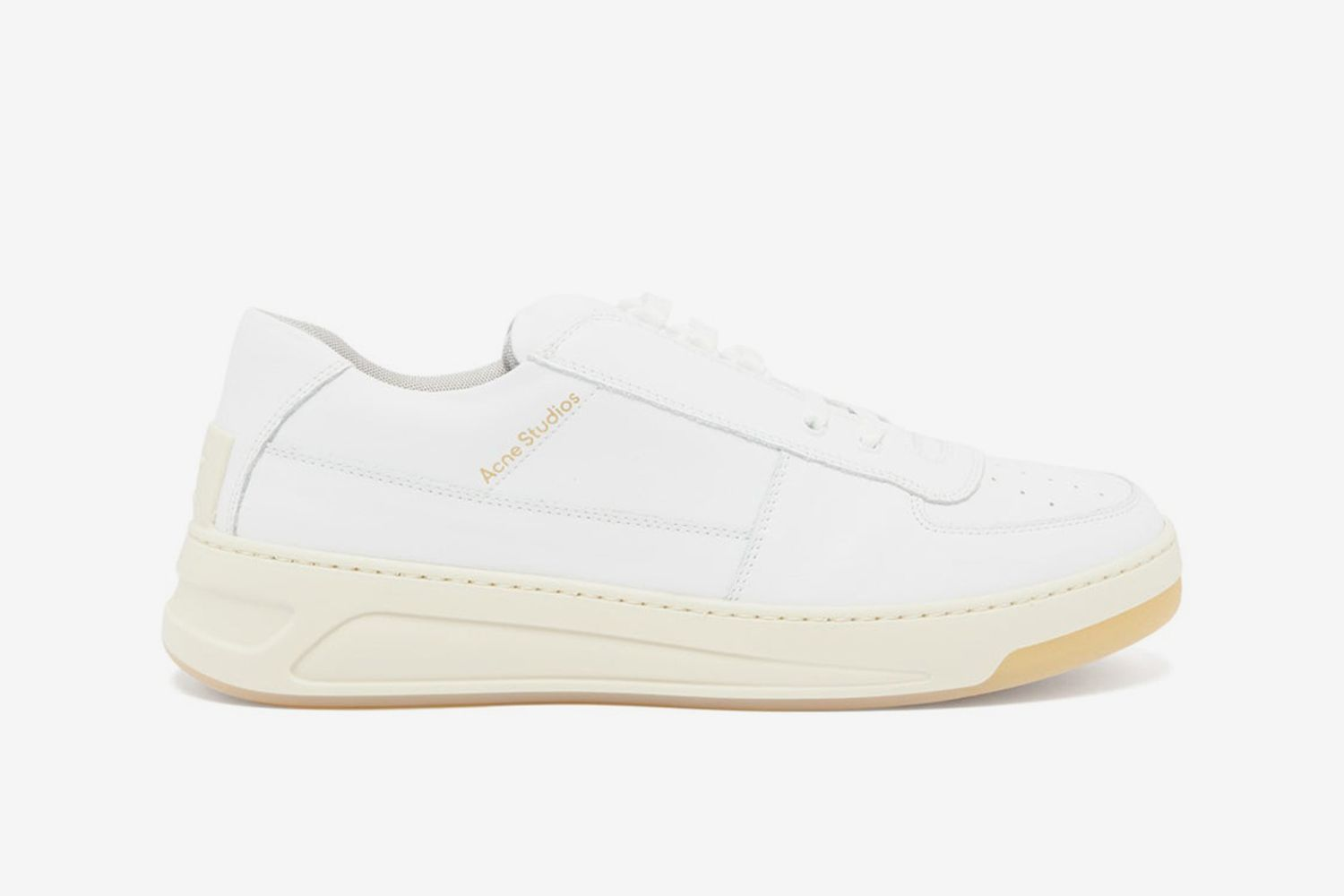 Perey Leather Trainers