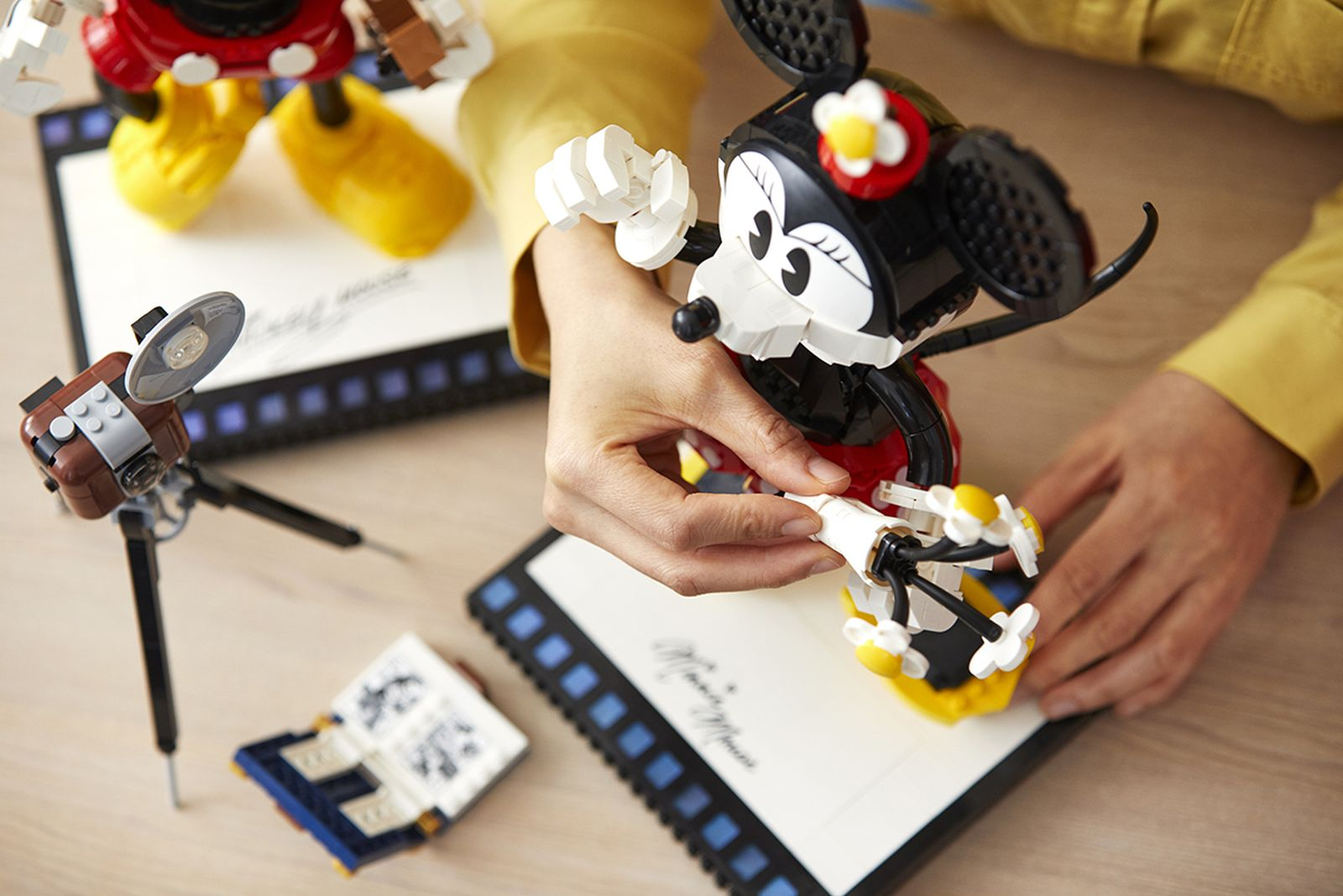 LEGO Mickey Mouse Minnie Mouse