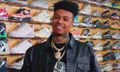 Blueface Says the Youth Is Why He Went Viral on 'Sneaker Shopping'