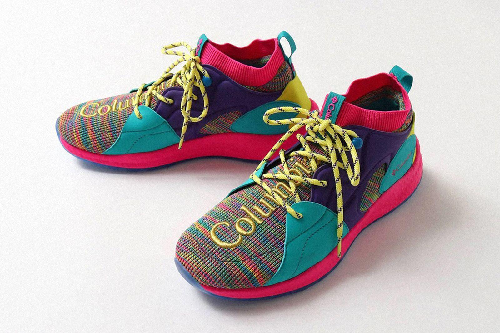 Colombia x Zedd Sneakers Trail