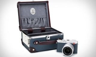 Leica Taps Globe-Trotter for Opulent Leather-Bound Camera
