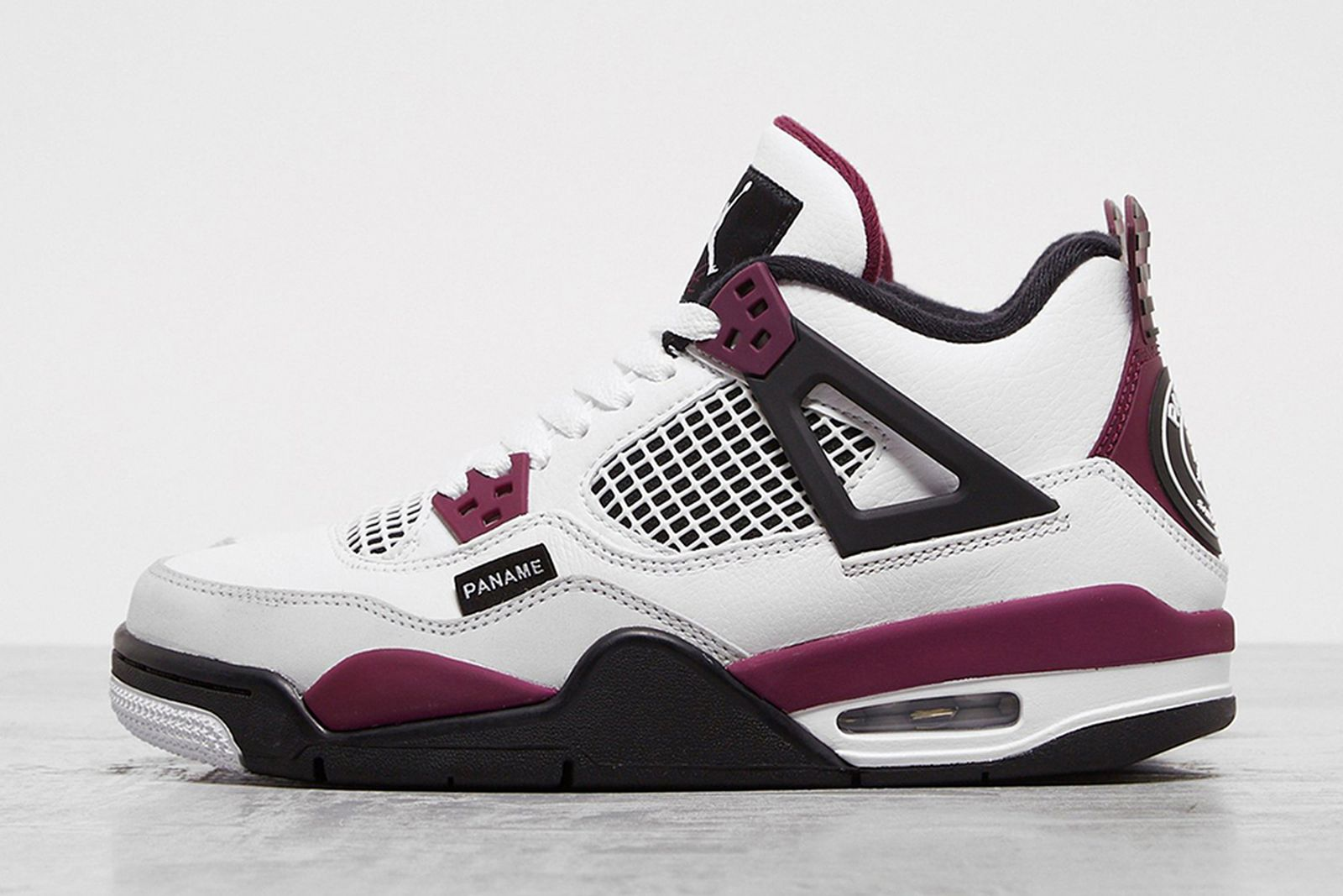 nombre Templado inoxidable  Paris Saint-Germain x Air Jordan 4: First Look & Info