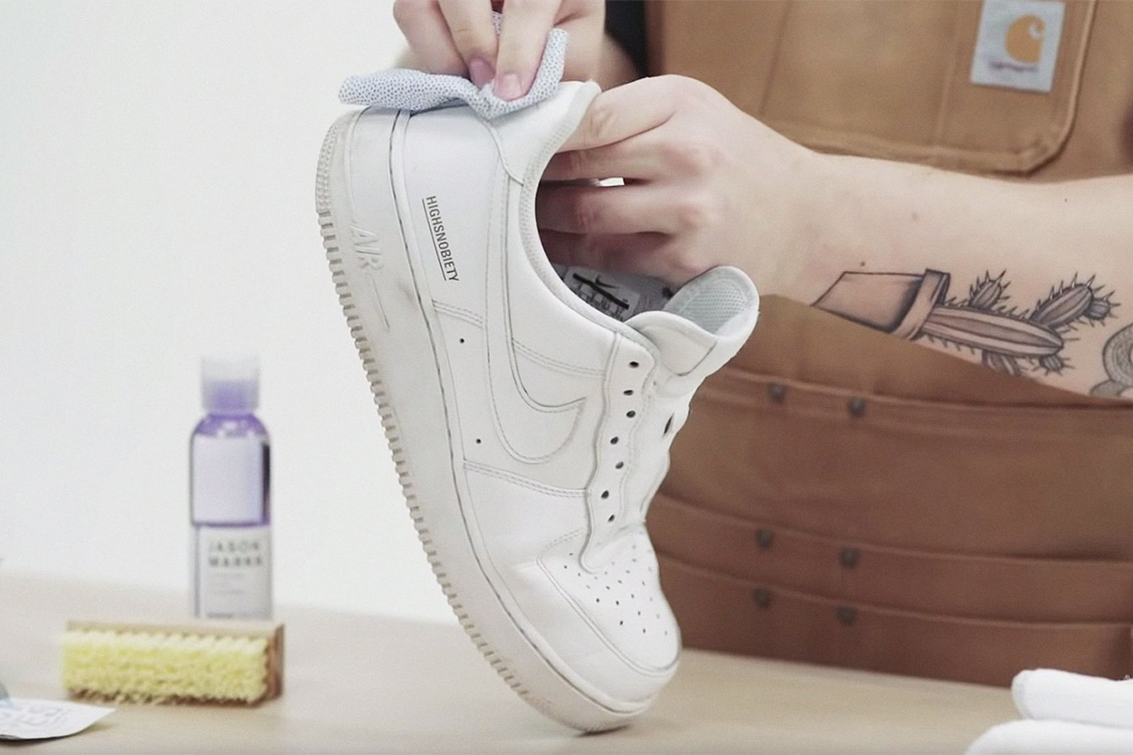 best shoe cleaner main jason markk