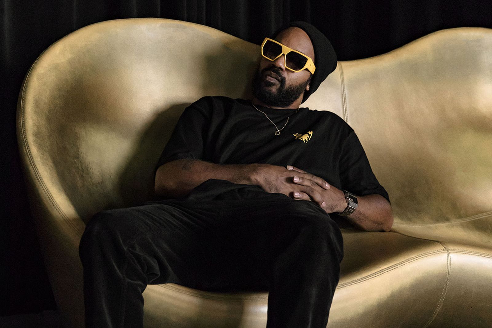 dam funk interview