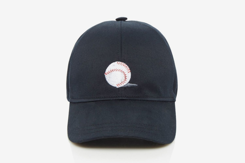 6-Panel Baseball Hat