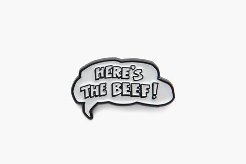 Beef Pin