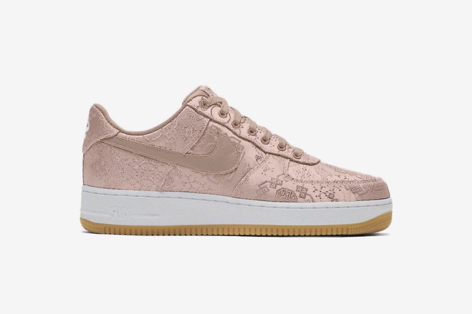 air force 1 con rose