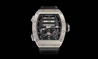 Drake's $750,000 Richard Mille Watch Displays Erotic Messages