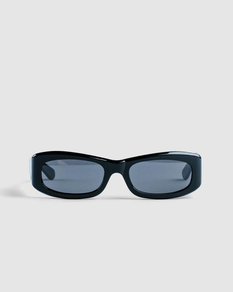 Port Tanger — Saudade Black Black Lens