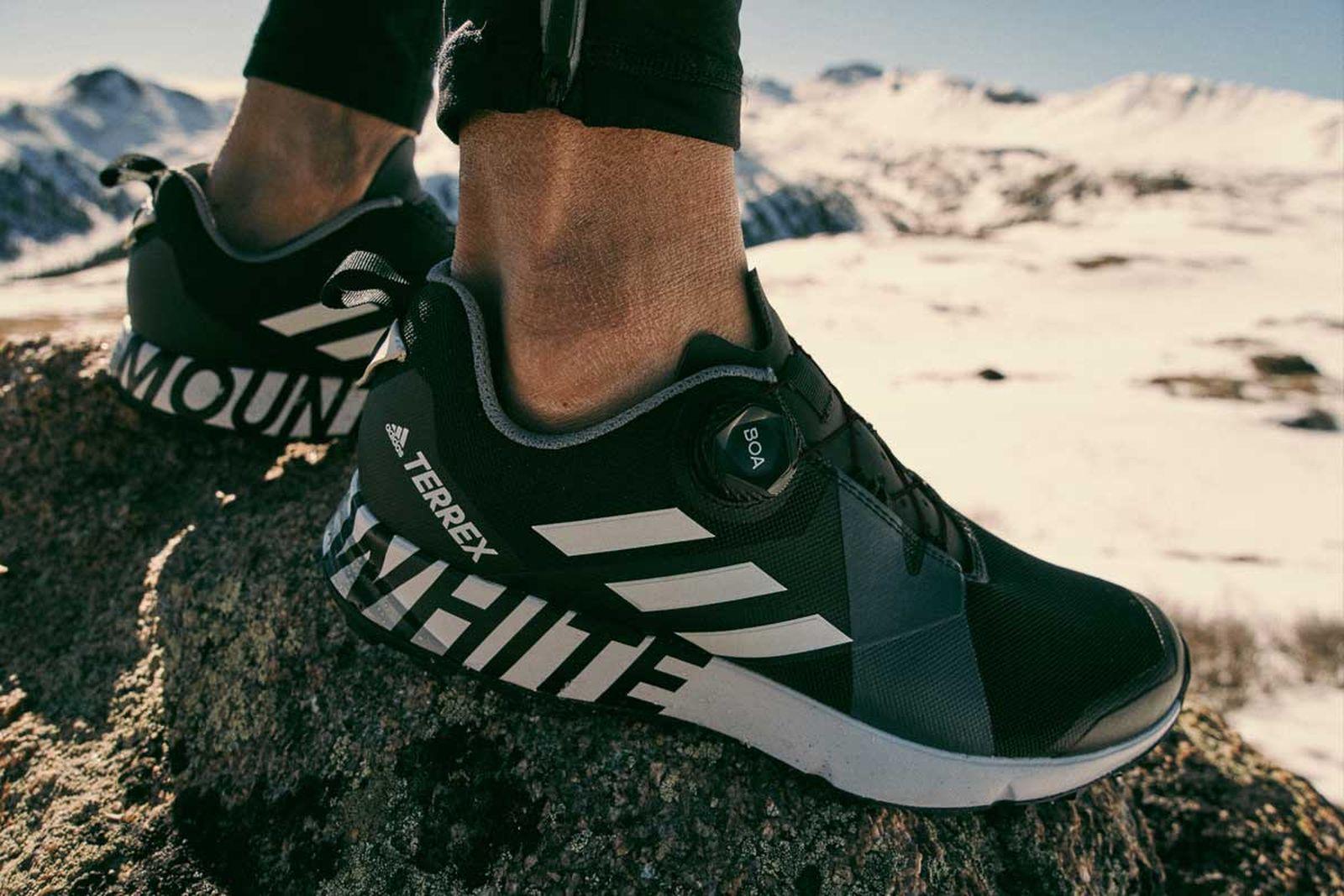 Entrelazamiento contar Marco de referencia  Here's How to Cop White Mountaineering's adidas Terrex Two Boa