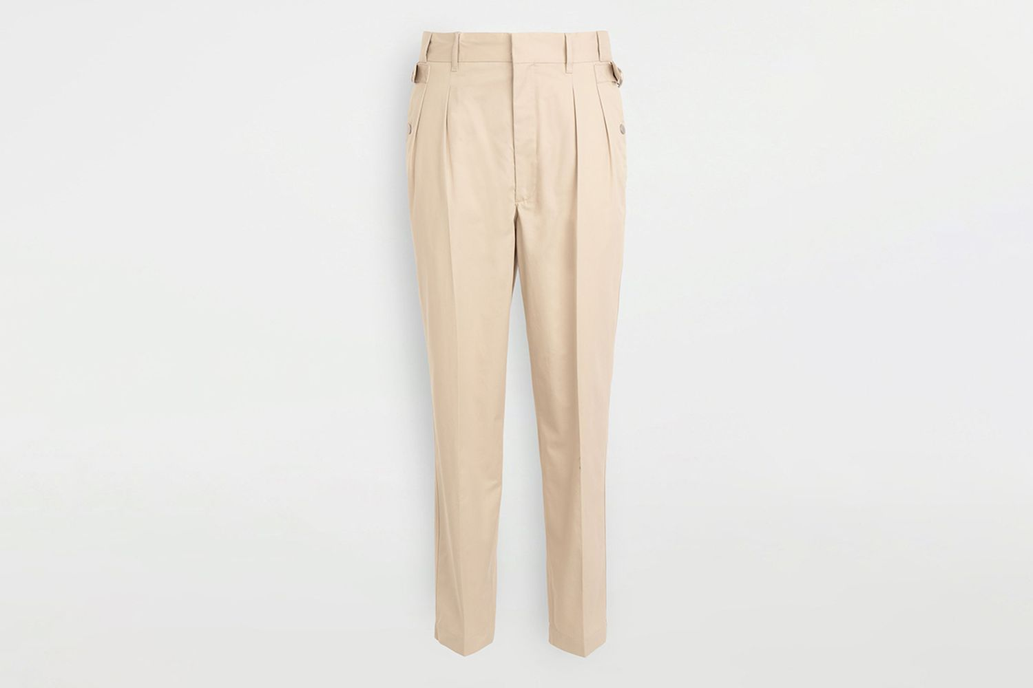 Side Strap Trousers