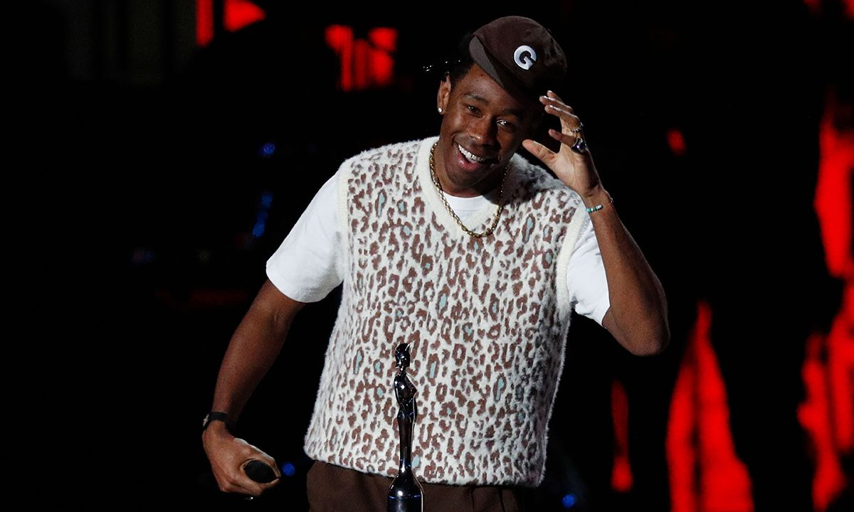 """Tyler, the Creator Just Dropped """"BOYFRIEND"""" From Physical Version of 'IGOR'"""
