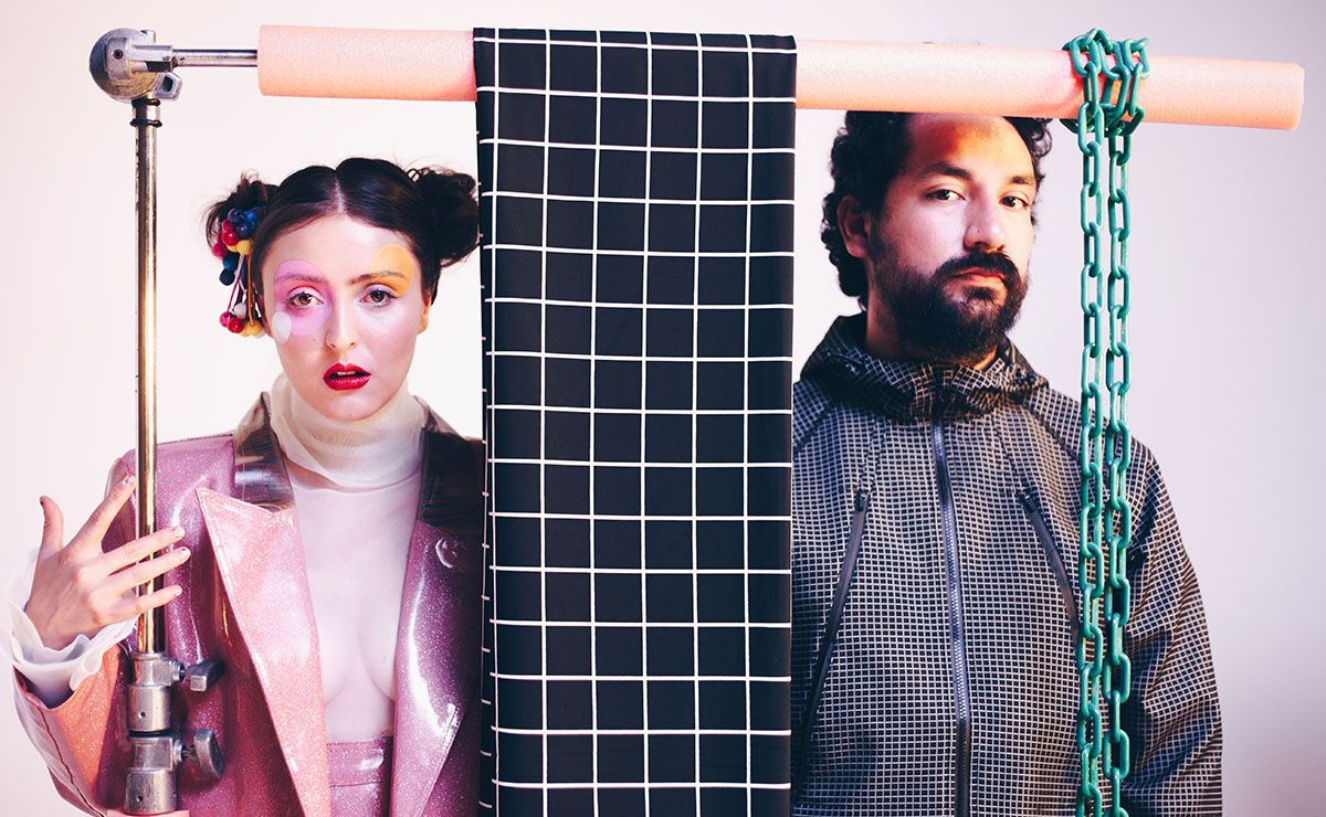 """Salt Cathedral's """"Tus Ojos"""" Is a Vibrant Burst of Creative Energy"""