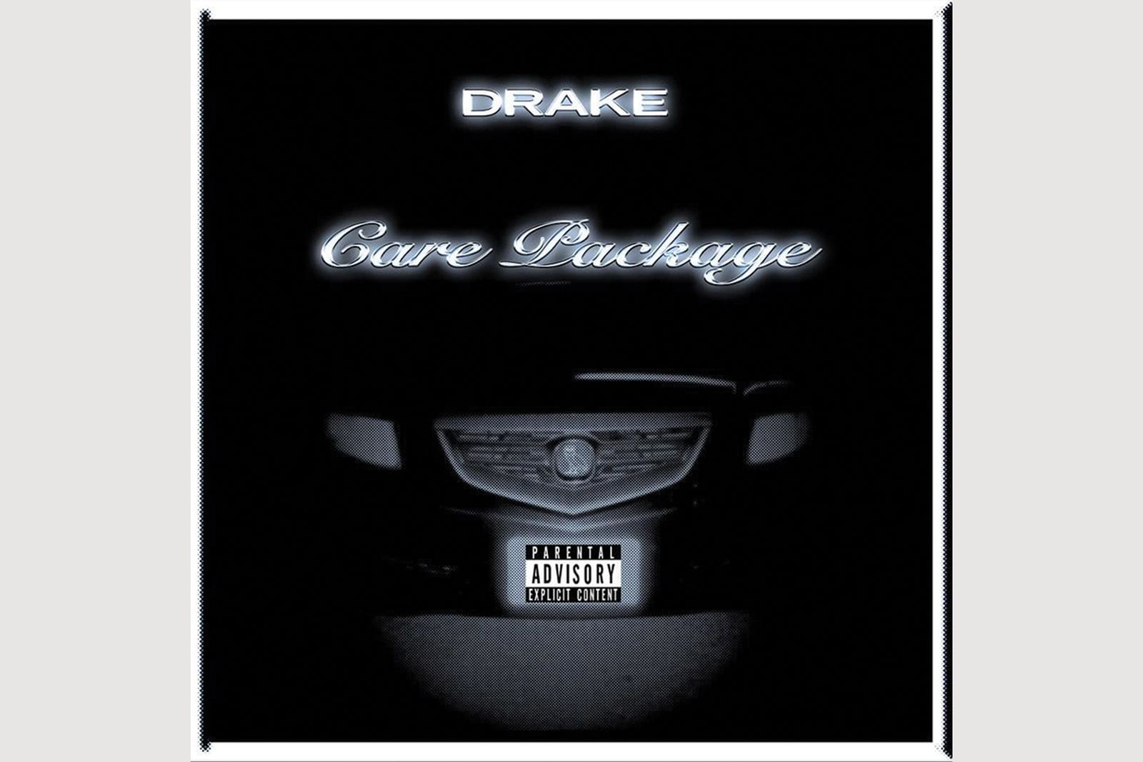 main (4) care package drake