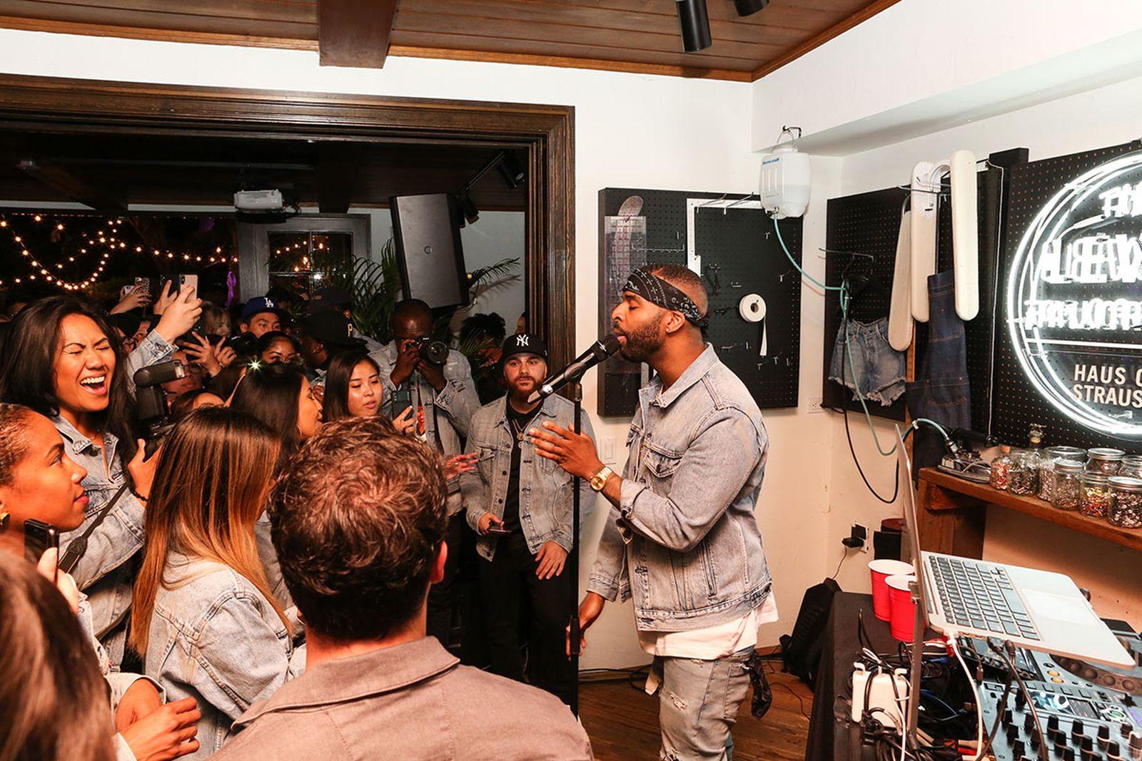 dvsn night shift coachella recap Coachella 2019 Levi's