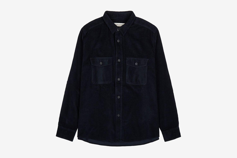 Chambers Corduroy Shirt