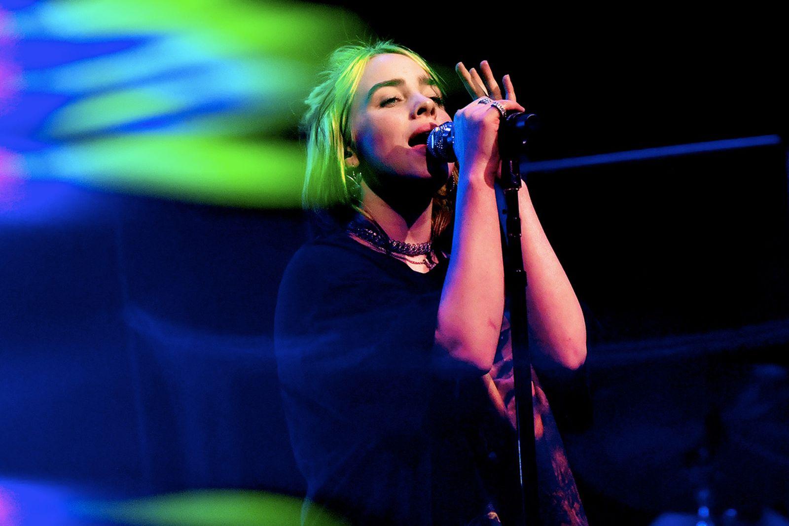 Billie Eilish Confirms new album, iHeart Radio Concert