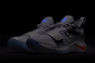 big sale 7a4ab 7f86f The Playstation x Nike PG2.5 Is Releasing In White Next Month
