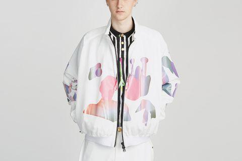 Decorative Zip Jacket