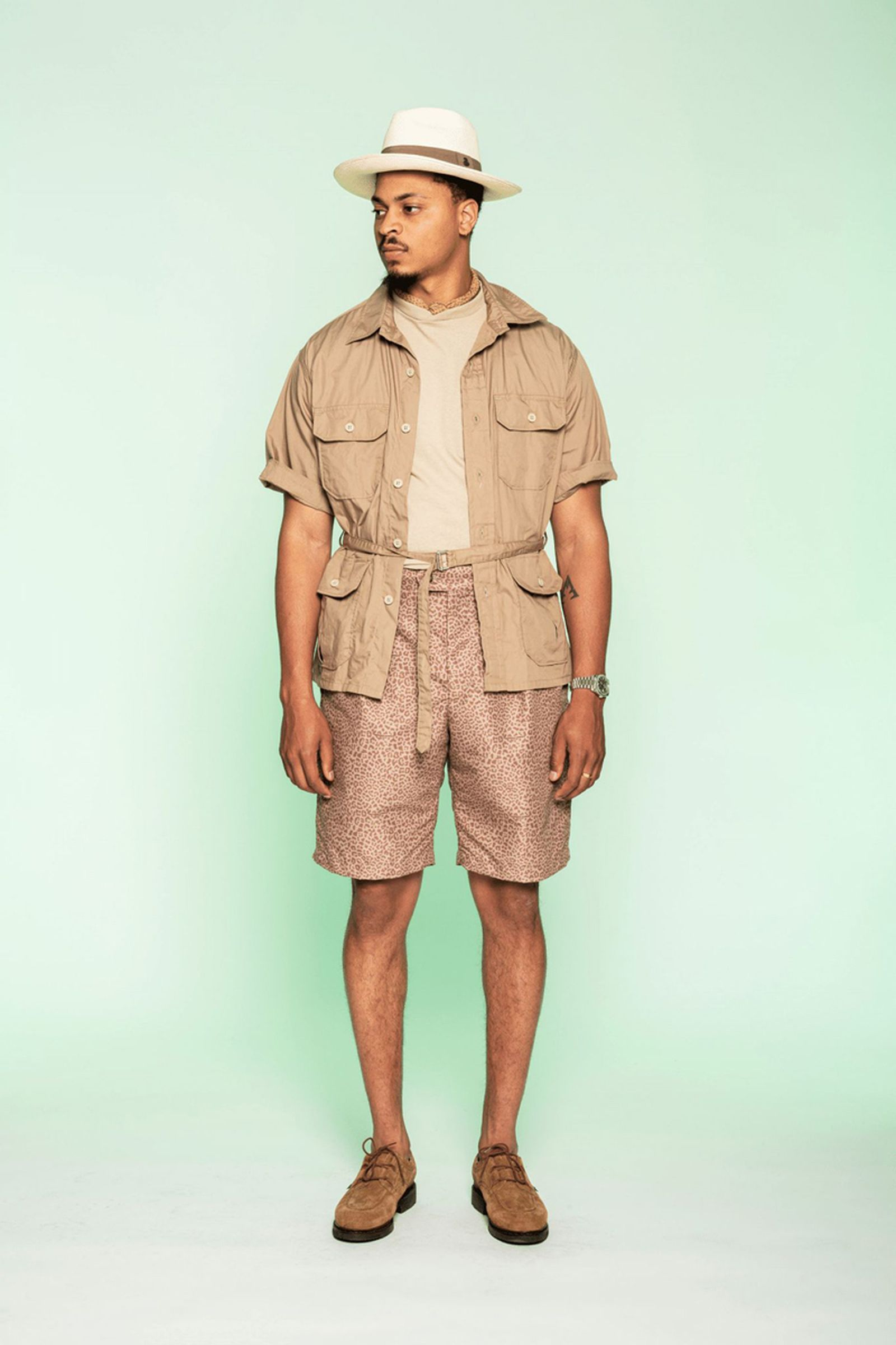 engineered garments spring summer 2022 collection lookbook (25)