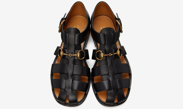 luxury sandals
