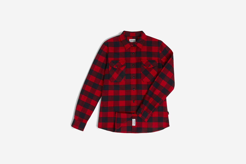 Pemberton Buffalo Shirt