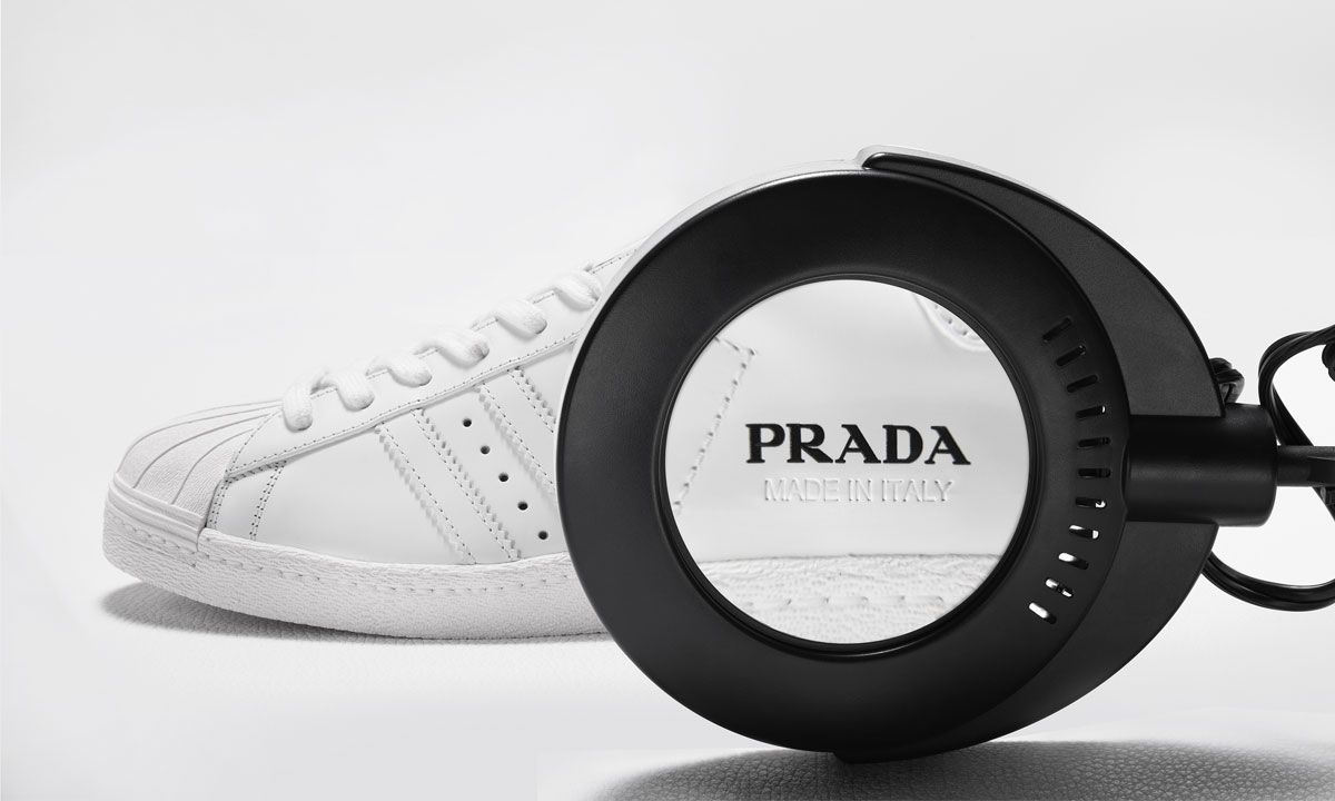 vehicle exotic Frown  Prada x adidas Superstar: Where to Buy Today