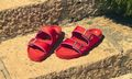 Birkenstock's New Sandal Collab Gives Off Tuscan Vibes