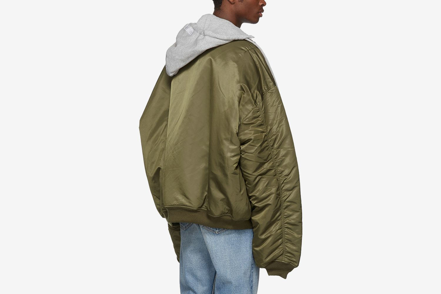 Reversible Oversized Bomber