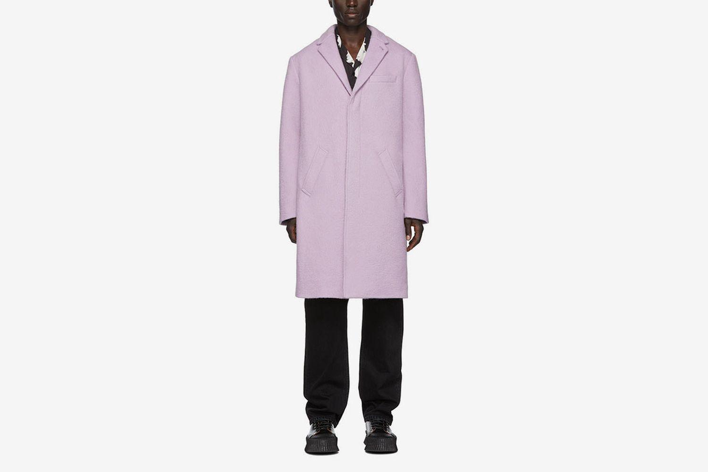 Wool Morgan Coat