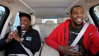 travis scott kevin durant carpool karaoke