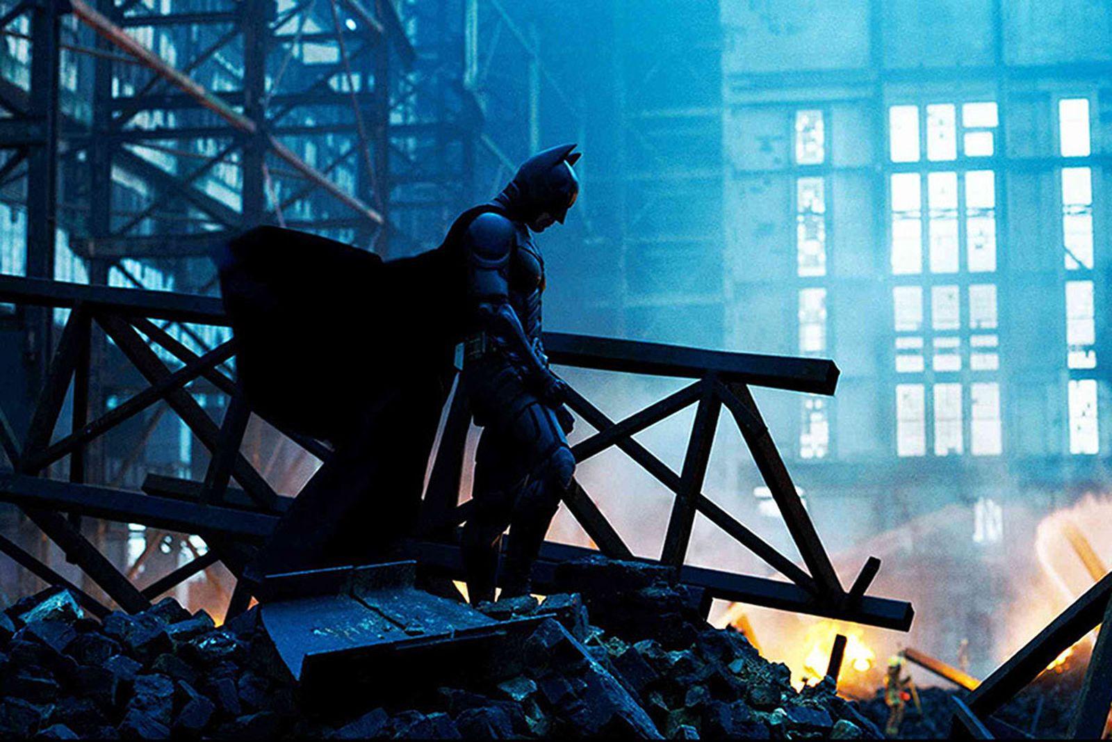 the dark knight imax 10th anniversary Christopher Nolan