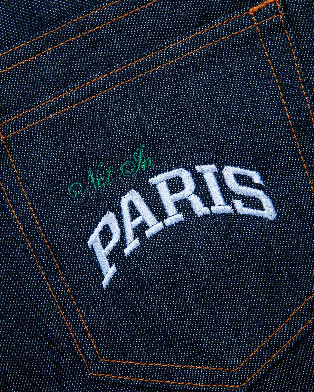 A.P.C. x Highsnobiety — Denim Jeans Blue - Image 4
