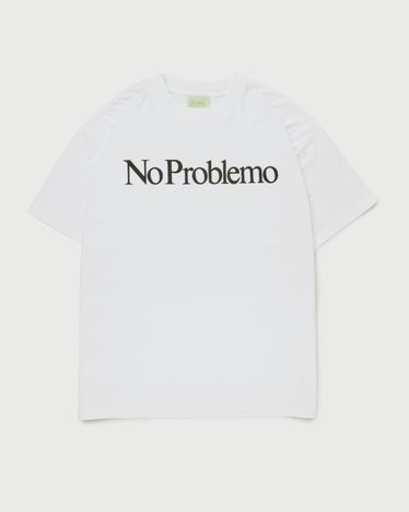 Aries - No Problemo Tee White