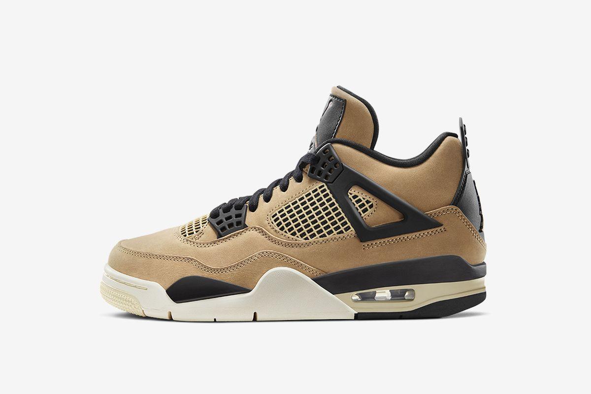"W Air Jordan IV ""Fossil"""