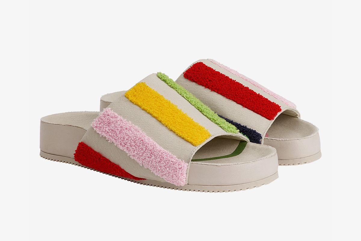 H&M x Good News' Footwear Collab Uses Materials Made From Fruit 22