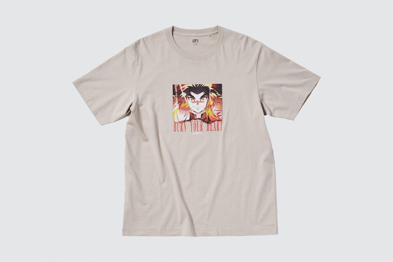 Demon Slayer Burn Your Heart T-Shirt