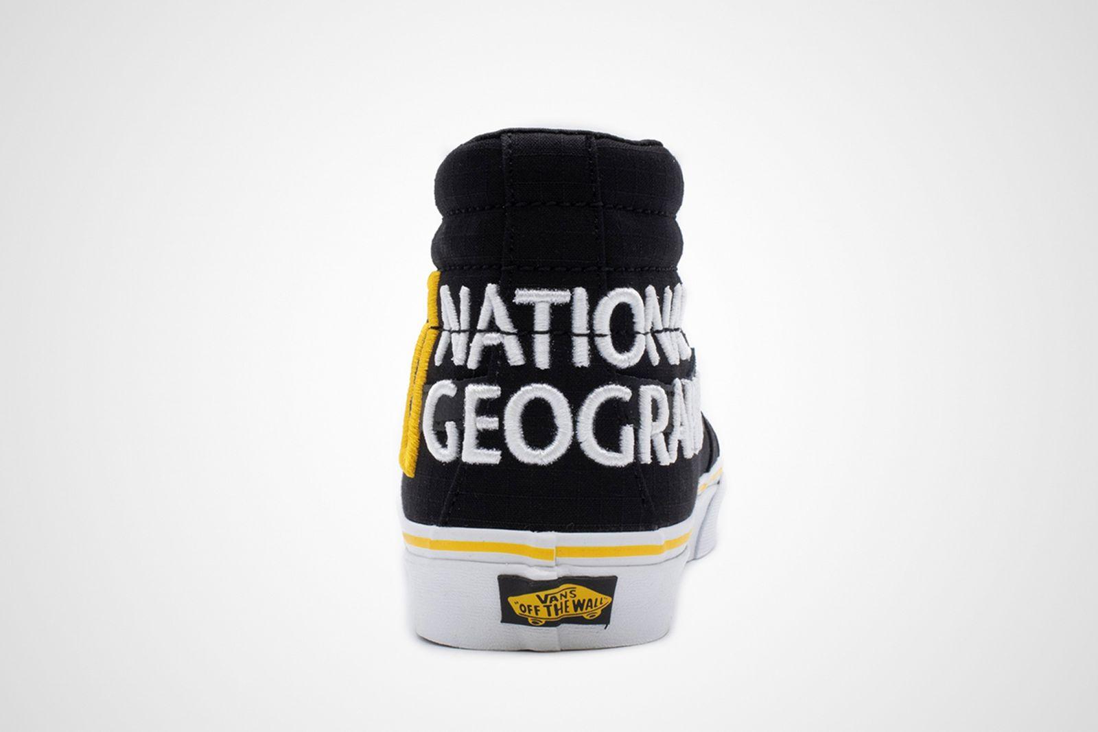 National Geographic Vans Sk8-Hi