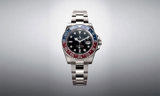 Rolex GMT-Master II White Gold