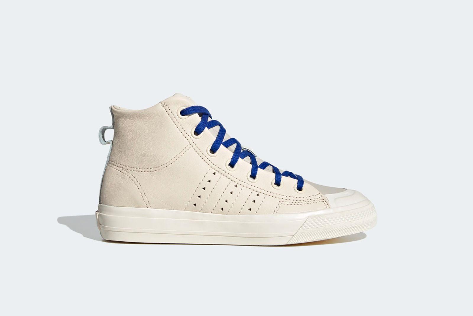 Pharrell Williams x Adidas 2020 Nizza Hi RF Sneaker